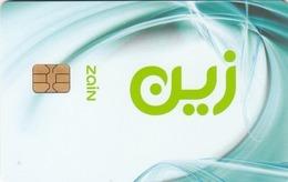 JORDAN - Zain GSM Card Demo - Jordan