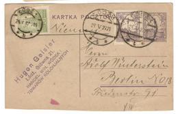 2026 - Entier Pour L'Allemagne - 1919-1939 Republic