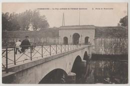 CPA CHERBOURG Le Port Militaire Et L' Arsenal Maritime - Cherbourg