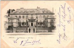 5HA 1O25 CPA - AMIENS - LA PREFECTURE - Amiens