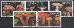 GUYANA 1991 Mi-Nr. 3680/84 O Used - Guyane (1966-...)