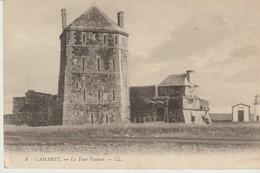 CPA - CAMARET - LA TOUR VAUBAN - 2 - L. L. - Camaret-sur-Mer