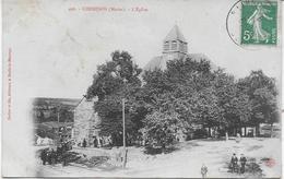 MARNE-CHEMINON L'Eglise-MO - Autres Communes