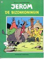 Jerom - De Bizonkoningin (1ste Druk)  1980 - Jerom