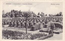 Adinkerke, Krijgskerkhof, Moeder Lambic (pk45827) - De Panne