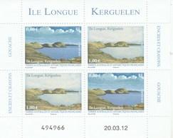 TAAF - 2012 - BLOC NEUF ILE LONGUE  - F628 -                                                                      TDA262 - Blocks & Sheetlets