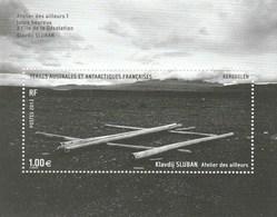 TAAF - 2013 - BLOC NEUF ATELIER DES AILLEURS  F 684                                                  TDA262 - Blocks & Sheetlets