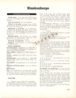 Blankenberge - Orig. Knipsels Uit Magazine 1958 - Geschiedenis - Folklore - Nijverheid En Handel - - Non Classés