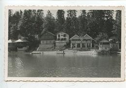 Le Lac De Saint Point (Doubs) Port TITI (vierge) - France
