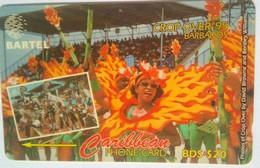 58CBDA Cropover B$20 - Barbados