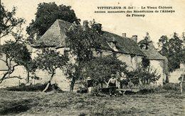 VITTEFLEUR - Le Vieux Château Ancien Monastère Des Bénédictins De L'Abbaye De Fécamp - Carte Animée - France