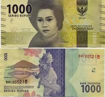 INDONESIA       1000 Rupiah      P-New       2016/2016   UNC - Indonesia