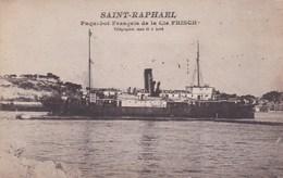 SAINT-RAPHAEL Paquebot Français De La Compagnie FRISCH - Ferries
