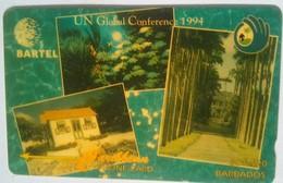 14CBDB UN Global Conference B$20 - Barbados
