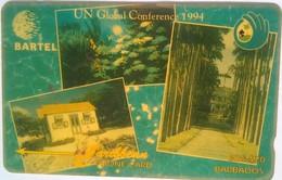15CBDB UN Global Conference B$20 - Barbades