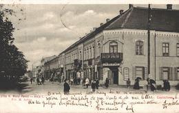 POLAND - POLOGNE - CESTOCHOWA, Ulica N. Maryi Panny - Aleja I - Dobrze Ożywiony - Polen