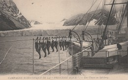 Norway  SPITZBERGEN  Une Chasse Princess Alice Expedition    Ny140 - Norway