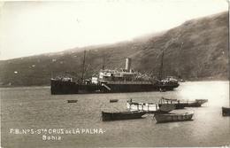 Sta CRUZ Le LA PALMA.  Bahia. - La Palma