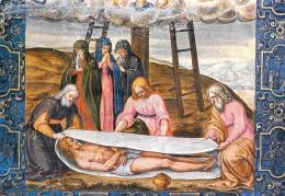 [MD1508] CPM - TORINO - GALLERIA SABAUDA - LA SANTA SINDONE - NV - Cristianesimo