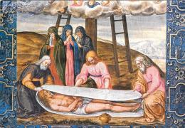 [MD1509] CPM - TORINO - GALLERIA SABAUDA - LA SANTA SINDONE - NV - Cristianesimo