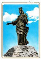 [MD1510] CPM - SUSA (TORINO) - LA MADONNA DEL ROCCIAMELONEOFFERTA DAI BIMBI D'ITALIA NEL 1900 CON ANNULLO 24.7.1999 - NV - Non Classificati