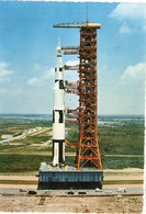 Série Espace - U.S.A. Fusée Saturne (Projet Apollo) (105608) - Non Classificati