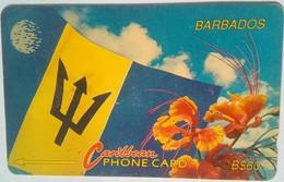 11CBDA Flag B$60 - Barbades