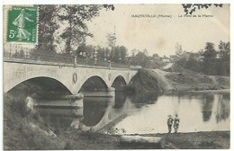 51 Hauteville - Le Pont De La Marne - Other Municipalities