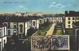 POLAND - POLOGNE - WARSZAWA, Szpital Dz. Jezus - Poland