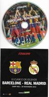DVD Clasico Barcelone Real Madrid Du 29.11.2010 Foot Sport - Sport