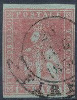 ITALIAN STATES TUSCANY 1851 1cr Used Lot#8 - Toscane