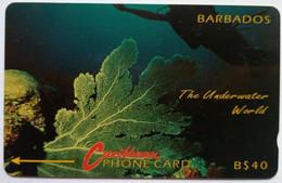 15CBDA Windsurfing B$10 - Barbados