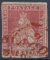 ITALIAN STATES TUSCANY 1851 1cr Used Lot#8 - Toscana