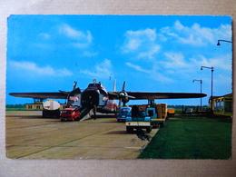 AIRPORT / FLUGHAFEN / AEROPORT    ROTTERDAM  / BRISTOL FREIGHTER CHANNEL AIR BRIDGE - Aerodrome