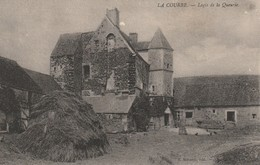 CPA 61 La Courbe - Logis De La Queurie - France