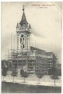 54 Lunéville - Eglise Jeanne D'Arc - Juin 1912 - - Luneville