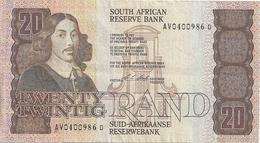 South African 20 Rand - Afrique Du Sud