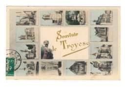 Souvenir De Troyes - Relief - 21 - Troyes