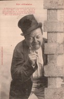 BIBI CELIBATAIRE PHOTO BERGERET CARTE PRECURSEUR CIRCULEE 1903 - Bergeret