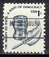 USA Precancel Vorausentwertung Preo, Locals Pennsylvania, Madisonburg 843 - Vereinigte Staaten