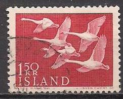 Island  (1956)  Mi.Nr.  312  Gest. / Used  (2eo28) - Usati