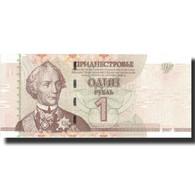 Billet, Transnistrie, 1 Ruble, 2007, 2007, KM:42, NEUF - Russie