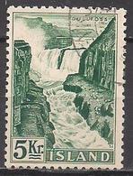 Island  (1956)  Mi.Nr.  310  Gest. / Used  (2eo34) - Usati
