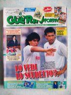GUERIN SPORTIVO=NR.6/1990=MAXIPOSTER MANCINI+LENDL+FILM CAMPIONATO+INSERTO MOND. - Sport