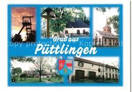 73179210 Puettlingen_Saarland Foerderschacht Grube Viktoria Kapelle Historische - Alemania