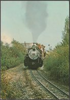 Forest Railway, Dobwalls, Liskeard, Cornwall, C.1970s - J Arthur Dixon Postcard - Trains