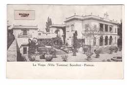 Italie La Vespa Villa Turenne Scandicci Firenze - Scandicci