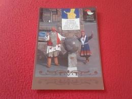 POSTAL POST CARD POSTCARD CARTE POSTALE FINLAND FINLANDIA SUOMI ARCTIC CIRCLE CÍRCULO POLAR ÁRTICO SANTA CLAUS KLAUS VER - Finlandia