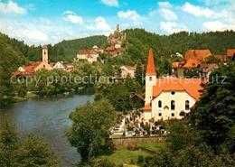 73181190 Passau Hals Achatius Kirche Burgruine Passau - Passau