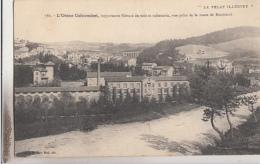 SAINT DIDIER        L USINE COLOMBET . IMPORTANTE FILATURE DE SOIE - Saint Didier En Velay